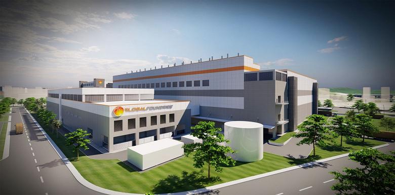 Начато строительство нового завода GlobalFoundries в Сингапуре