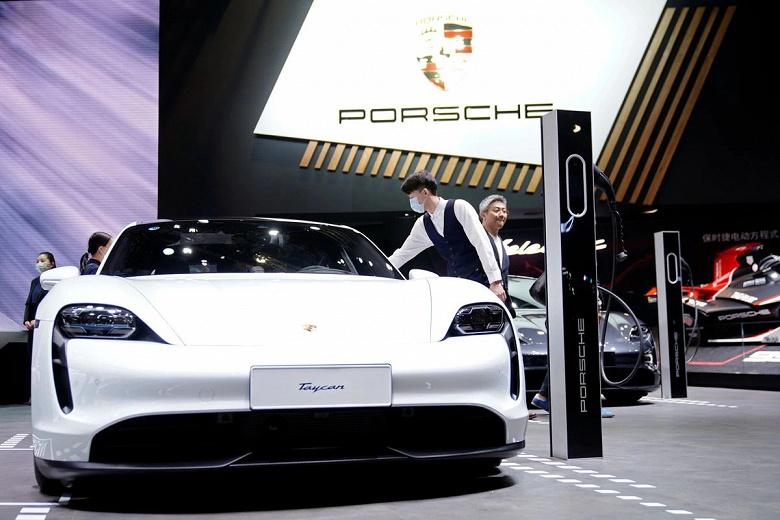 Porsche создаст совместное предприятие с немецким производителем аккумуляторов