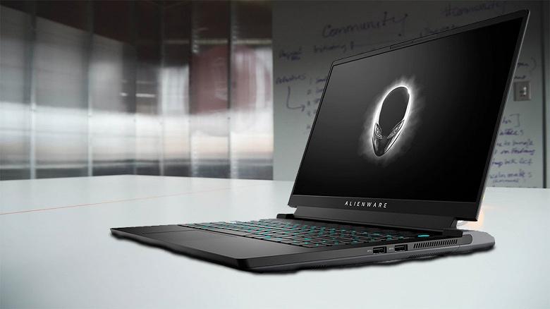 Dell вернёт отключенные ядра CUDA видеокарте GeForce RTX 3070 в новом ноутбуке Alienware