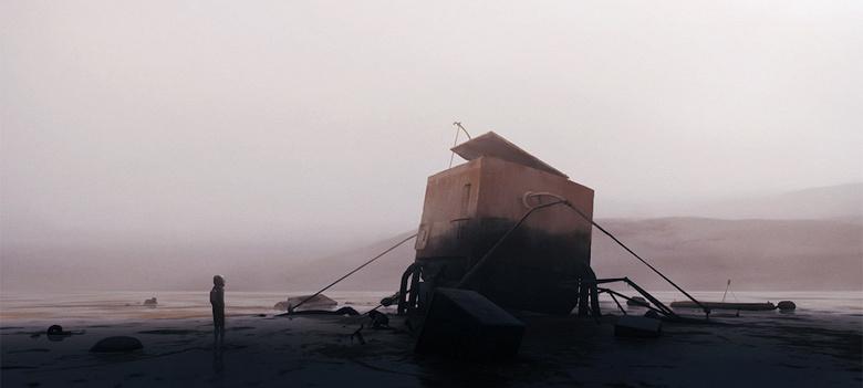 Представлено мрачное приключение Somerville от автора Limbo и Inside