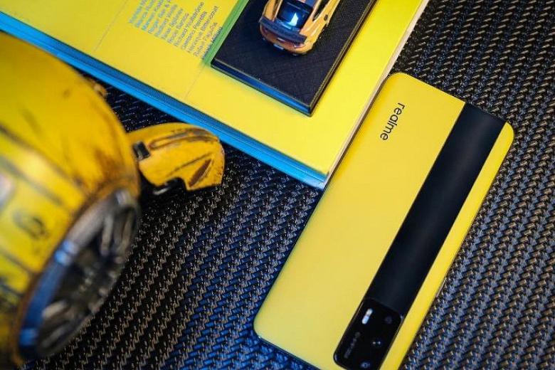 Доступный флагман Realme GT в Европе оказался дороже, чем ожидалось