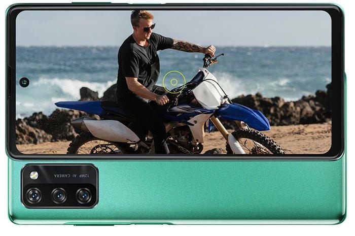 Многофункциональный NFC, 6/128 ГБ, камера Sony, быстрая зарядка и Doke OS 2.0, совсем недорого. Представлен смартфон Blackview A100