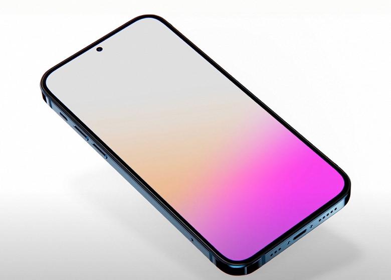 Первое изображение iPhone 14. iPhone 13 mini станет последним крошечным флагманом Apple