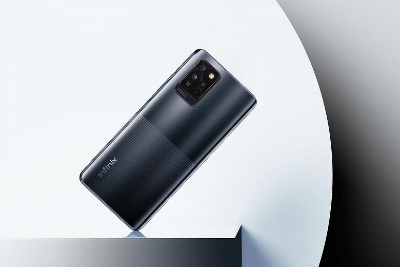 Helio G95, 6,95-дюймовый дисплей, 90 Гц, 64 Мп, 5000 мА•ч и 33 Вт. Представлен смартфон Infinix Note 10 Pro