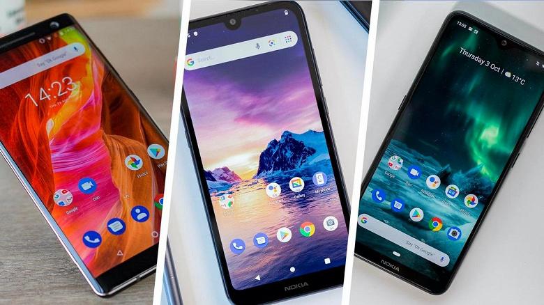 Смартфоны Nokia приносят прибыль уже целый год
