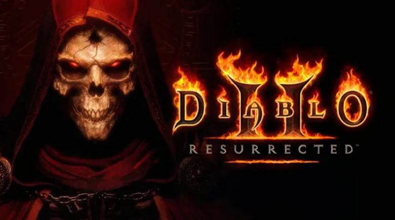 Diablo II: Resurrected с поддержкой разрешения 4К и кадровой частотой 60 Гц выйдет в сентябре