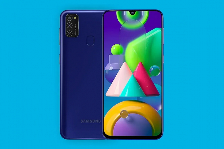 Samsung Galaxy M21 2021 Edition — ещё один монстр автономности