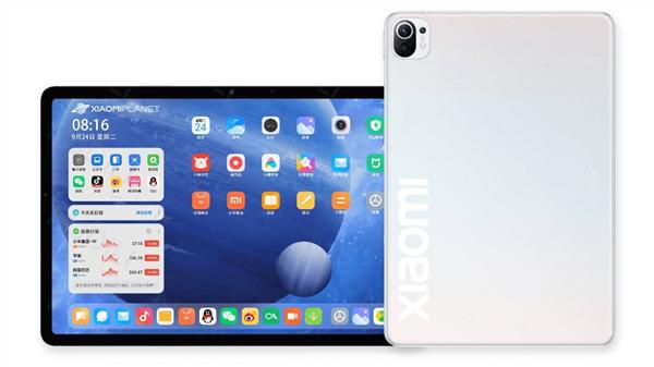 Xiaomi уже работает над Mi Pad 6. Это будет первый в мире «камеропланшет»