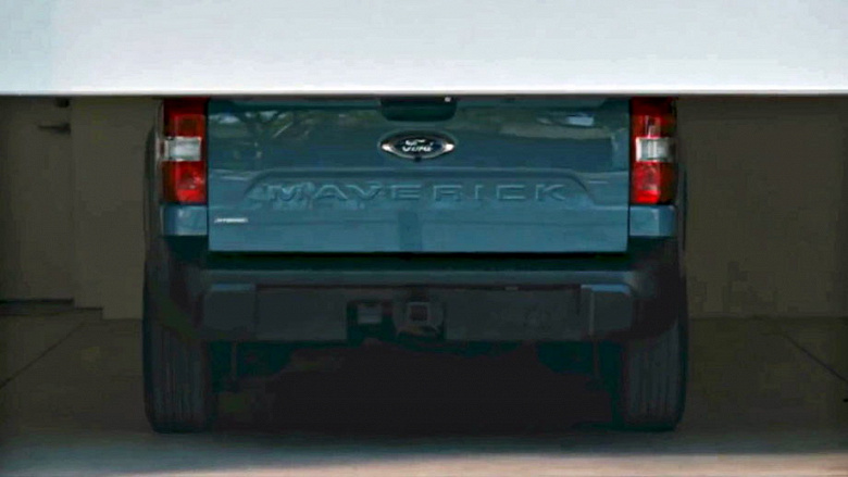 Ford Maverick — пикап на платформе Ford Focus дешевле 20 000 долларов