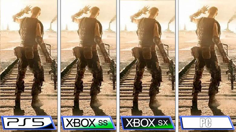 PlayStation 5 и Xbox Series против топового ПК в MetroExodus: Enhanced Edition. Насколько лучше картинка на компьютере?