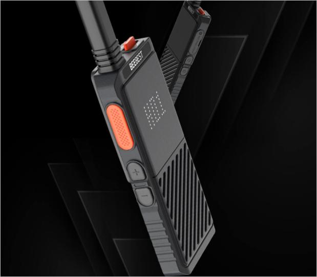 Xiaomi представила ультратонкую рацию с дальностью приёма сигнала до 10 км