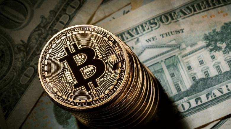 Bitcoin обвалился ещё на 10% за сутки
