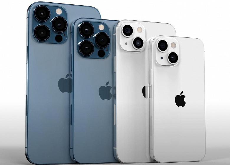 Новые изображения iPhone 12s демонстрируют прозрачные камеры