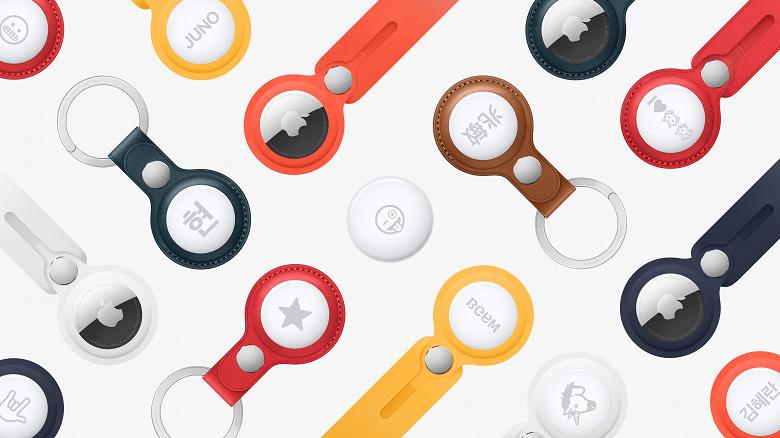 Apple начала продажи AirTag в России