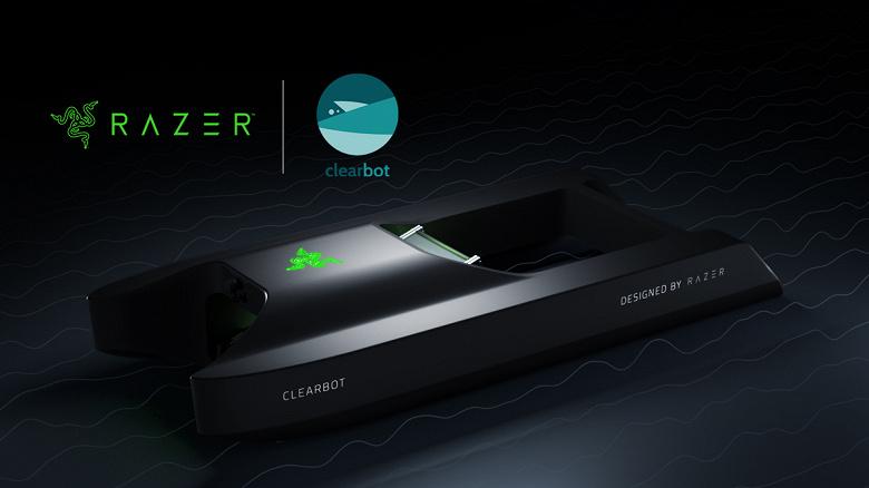 Специалисты Razer помогли ClearBot улучшить робота, призванного очищать океаны