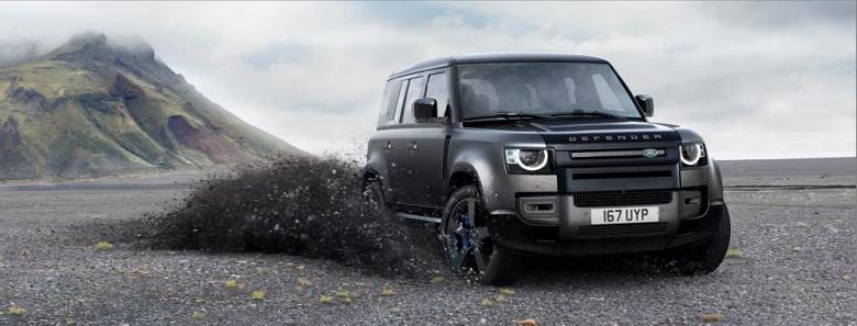 Jaguar Land Rover рассчитывает в этом году начать испытания электромобиля Defender на водородных топливных элементах