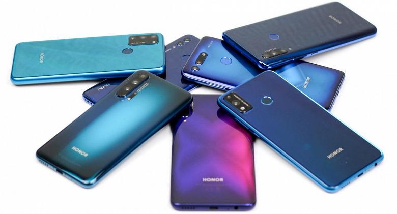 Huawei будет отвечать за обновления всех смартфонов Honor, выпущенных до 1 апреля 2021 года