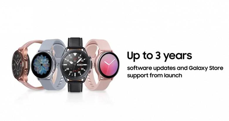 Samsung Galaxy Watch прекратят обновлять в этом году, Galaxy Watch Active и Galaxy Watch Active2 — в следующем