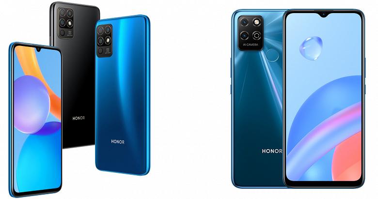 Недорогой смартфон Honor Play 5T поступает в продажу