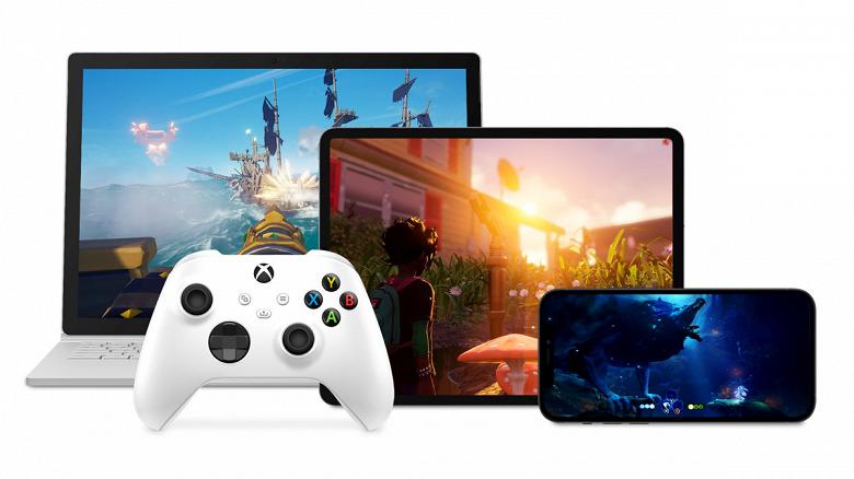 Игры с Xbox Series X пришли на iPhone и ПК в 1080р и 60 к/с. Запущен сервис Xbox Cloud Gaming