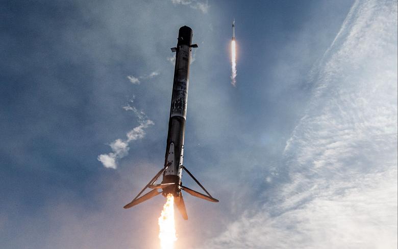 Пентагон разрешил SpaceX запуск повторно используемых ракет для военных миссий
