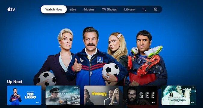 Приложение Apple TV стало доступно для устройств Nvidia Shield