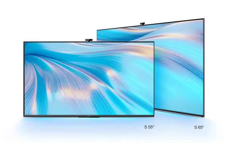Первые устройства с HarmonyOS в России: умные экраны Huawei Vision S уже можно заказать