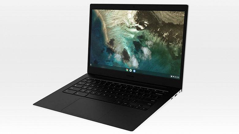 Samsung Galaxy Chromebook Go со всеми характеристиками появился на официальном сайте