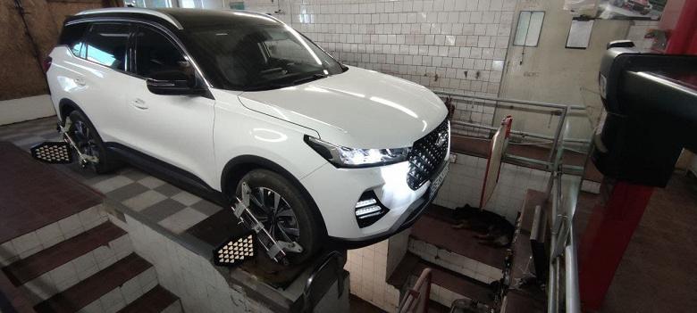 Chery готовится к запуску своих электромобилей в России