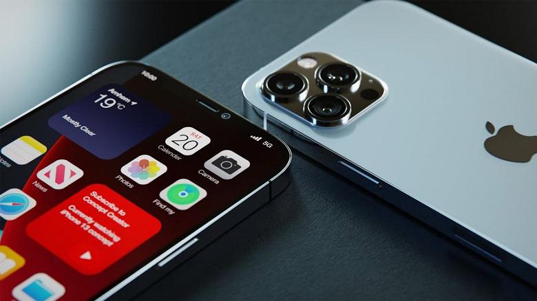 Стала известна ёмкость аккумуляторов во всех смартфонах линейки iPhone 13