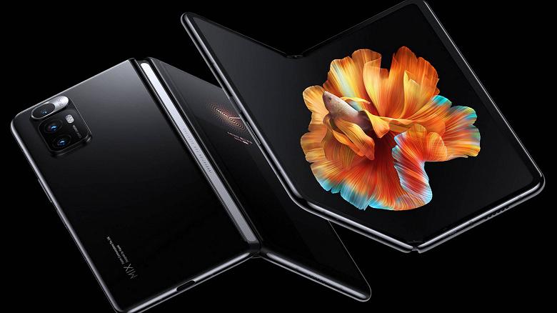 У Xiaomi Mix Fold 2 будет всего два отличия от Xiaomi Mix Fold