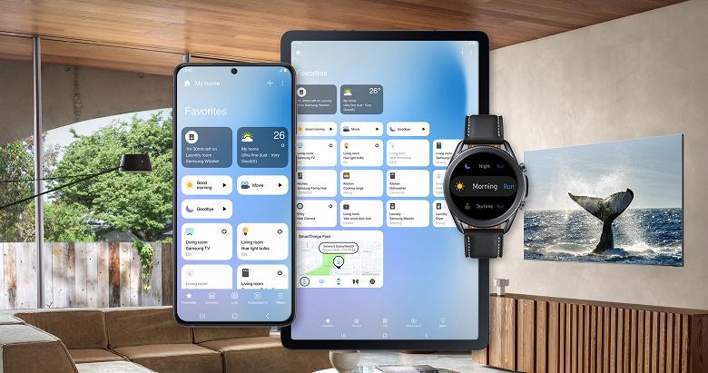 Samsung запустила переработанный интерфейс SmartThings для управления умным домом