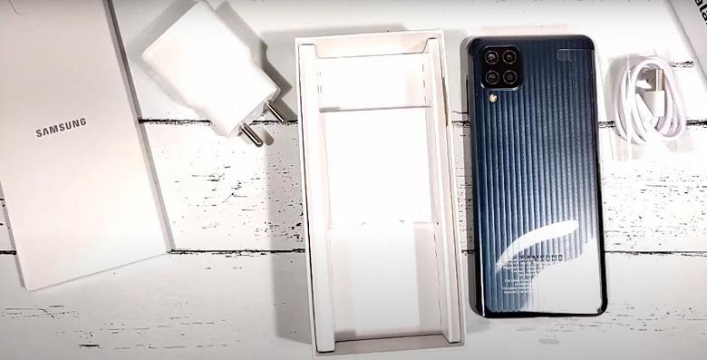За неделю до анонса: распаковка и комплект поставки монстра автономности Samsung Galaxy M32