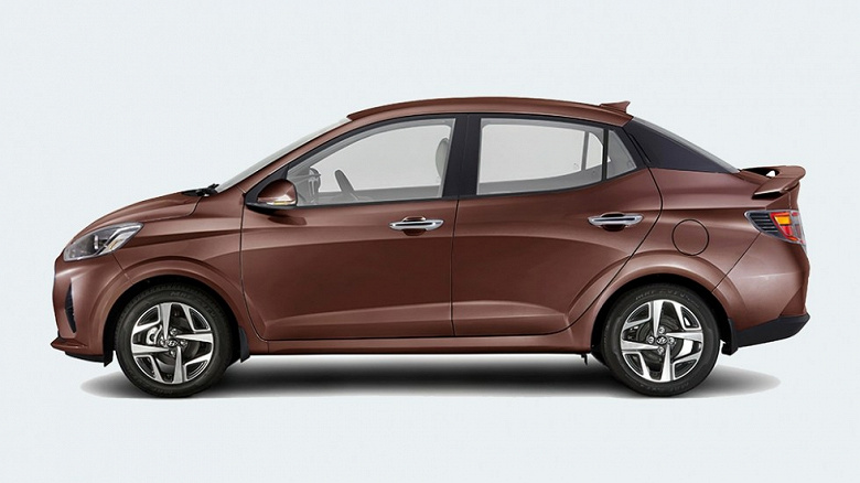 Ещё дешевле и меньше, чем Hyundai Accent. Представлен Hyundai Aura 2021