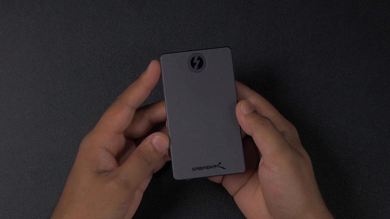 Представлен внешний SSD Sabrent ёмкостью 16 ТБ