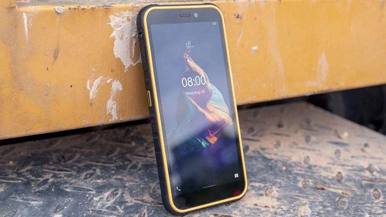 5,7 дюйма, 5080 мА•ч, NFC и IP69K чуть дороже $100. Защищённый смартфон Ulefone Armor X8 заметно подешевел