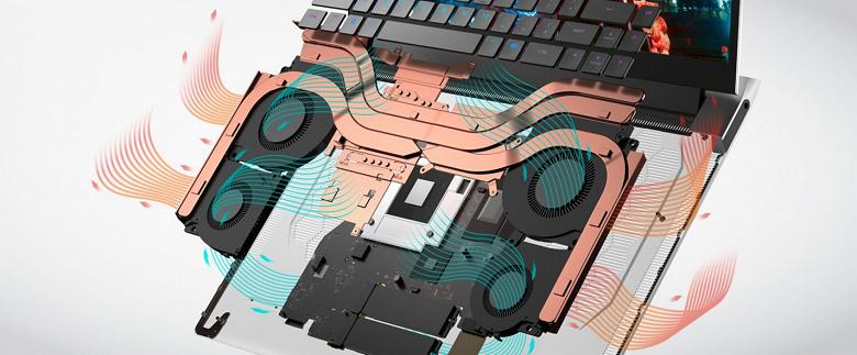 Игровой ноутбук с Core i9-11900H, GeForce RTX 3080 и корпусом толщиной 16 мм. Представлены AlienwareX15 и X17