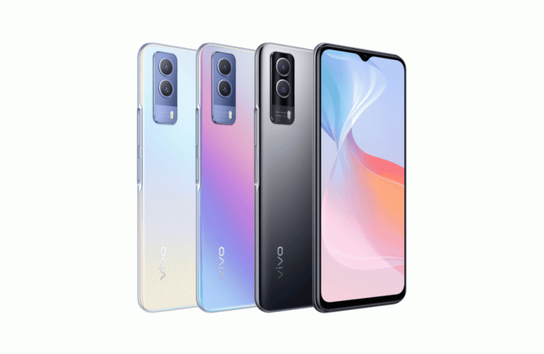 90 Гц, сдвоенная 64-мегапиксельная камера, Snapdragon 480 и 5000 мА•ч. Представлен смартфон Vivo Y53s 5G