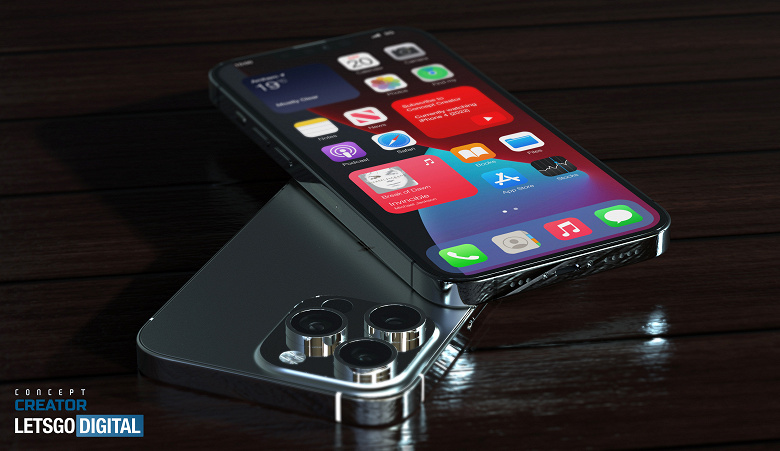 Дата анонса и цена iPhone 13