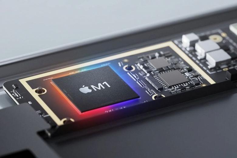 Доходы от продаж однокристальных систем Apple серий A и M в первом квартале 2021 года выросли на 54%