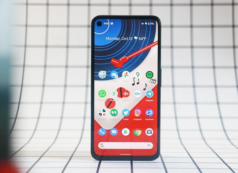 Google, похоже, сняла с производства один из двух своих актуальных смартфонов. Pixel4a 5G готовится на покой