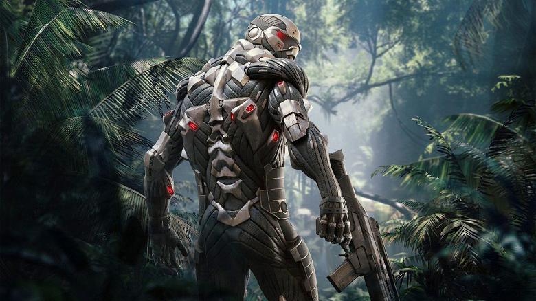 Представлена улучшенная трилогия Crysis для PlayStation 5 и Xbox Series X