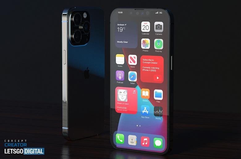 iPhone 13 Pro показали на качественных изображениях и в видеоролике