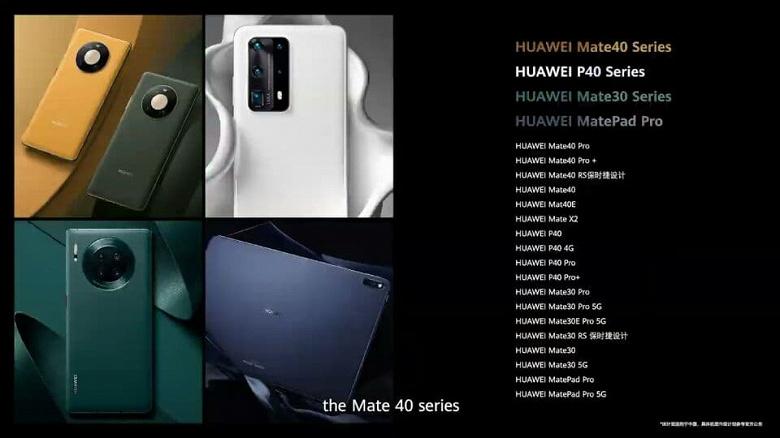 Более 100 устройств Huawei перейдут с Android на HarmonyOS. Какие и когда?