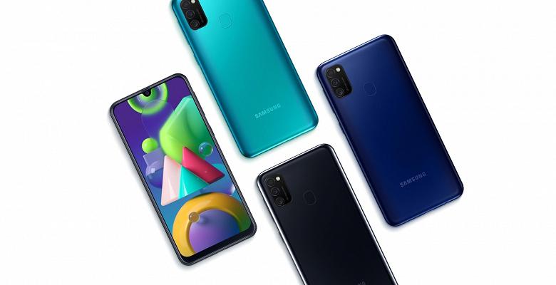 Монстр автономности Samsung Galaxy M22 поддерживает 25-ваттную зарядку, но в комплекте будет только 15-ваттный адаптер