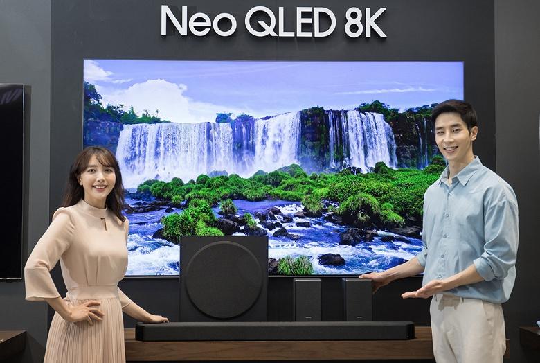 Представлены новые звуковые панели Samsung