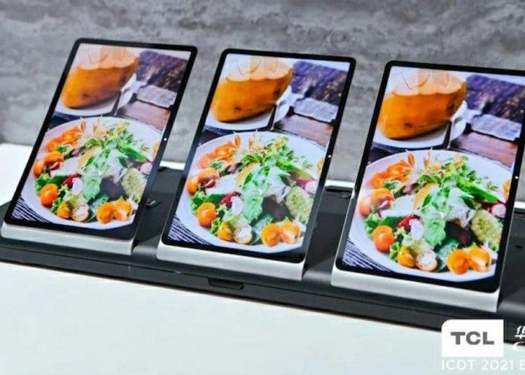 В Китае показали экран планшета Xiaomi Mi Pad 5. С разрешением WQXGA и кадровой частотой 120 Гц