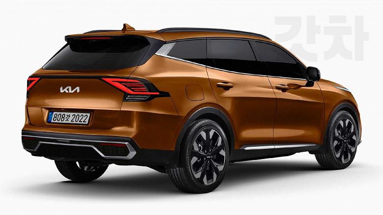 Совершенно новый Kia Sportage сравнили с Hyundai Tucson, Volkswagen Tiguan и Nissan Qashqai