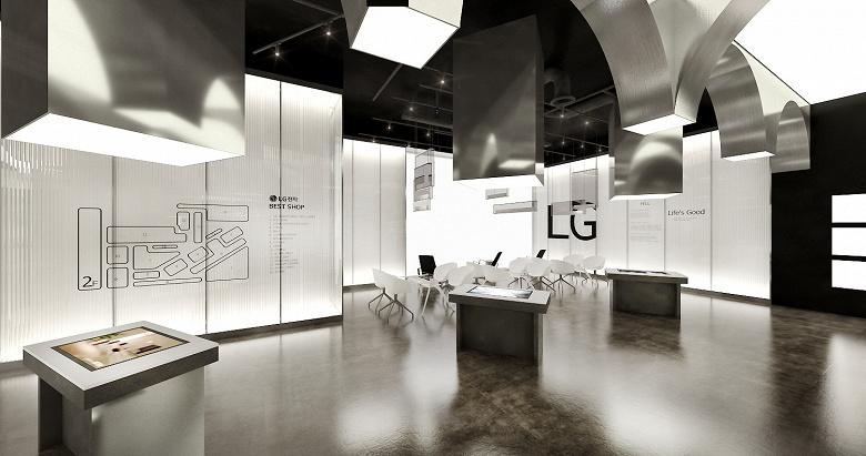 LG прекратила продавать свои смартфоны, но начнёт продавать смартфоны Apple. В своих фирменных магазинах в Южной Корее