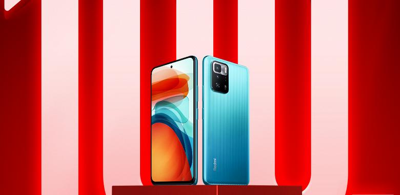 Redmi Note 10 стал настоящим бестселлером и опередил Redmi Note 9. Продажи превысили миллион смартфонов за 9 дней в Китае